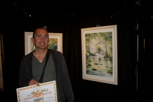 2ème prix aquarelle