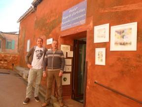 atelier à Roussillon (3)