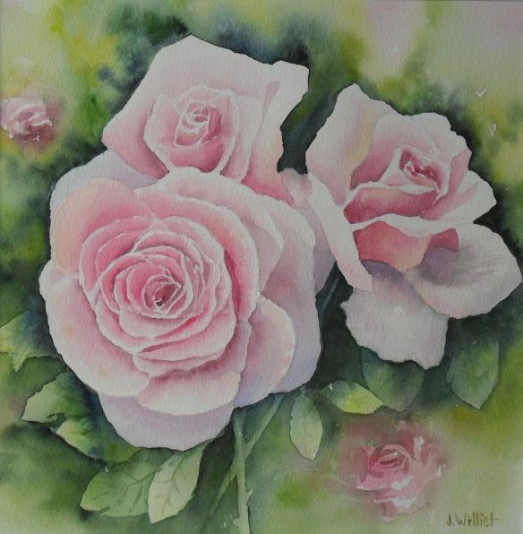Roses pour ma mère