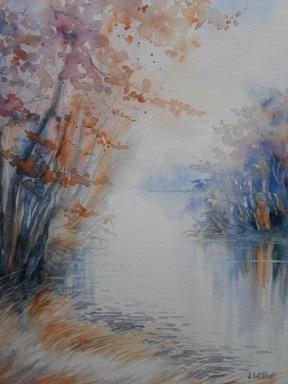 Reflexion d'automne