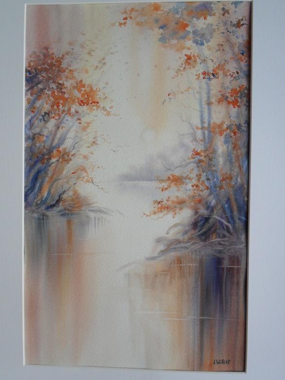 Reflets - 55 x 35 cm
