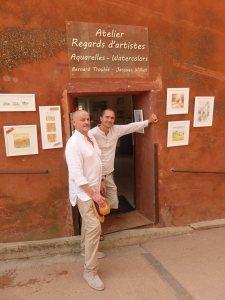 à Roussillon