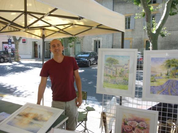 à St Rémy - juin 2017