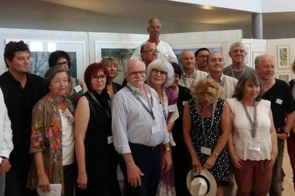 vernissage Méjannes - 09-06-17