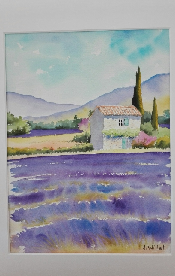 été en Provence