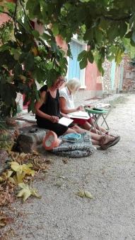 stagiaires Roussillon