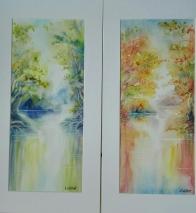 Reflets d'été et Reflets d'automne