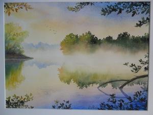 Instant zen (30 x 40 cm)