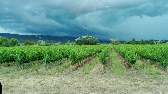 orage vers Roussillon
