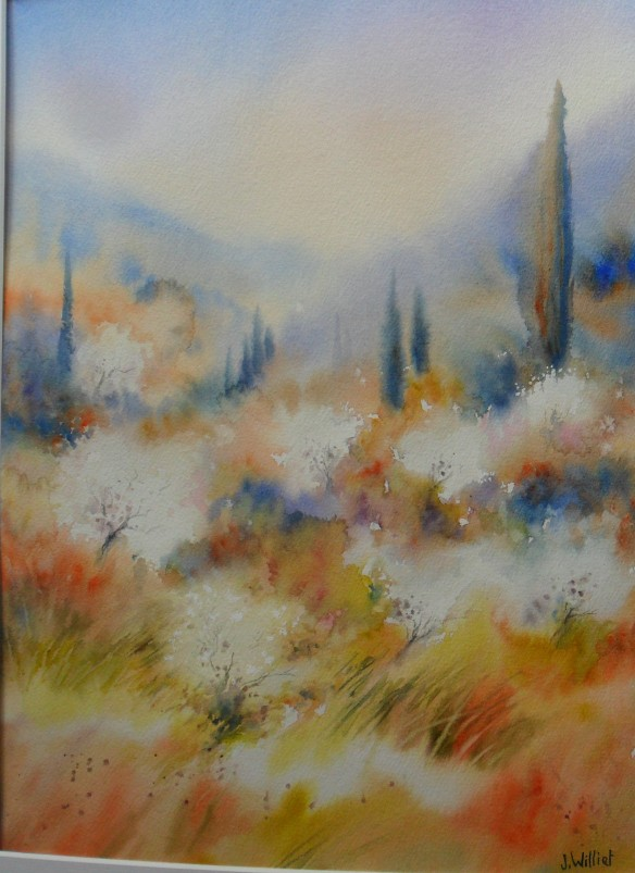 Mars en Provence