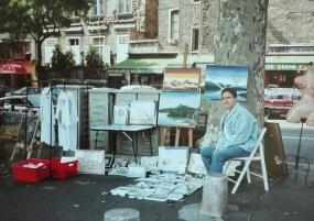 marché de la création- Lyon 91